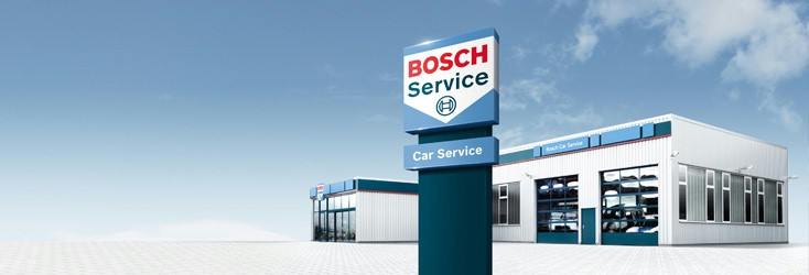 Get the Bosch Car Service Advantage