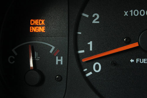 What Do The Engine Lights On Your Car Mean?