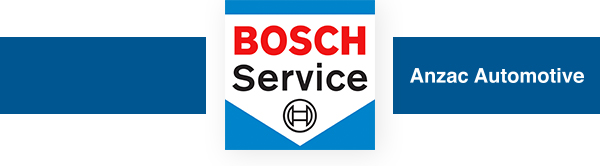 Anzac Automotive Bosch Car Service